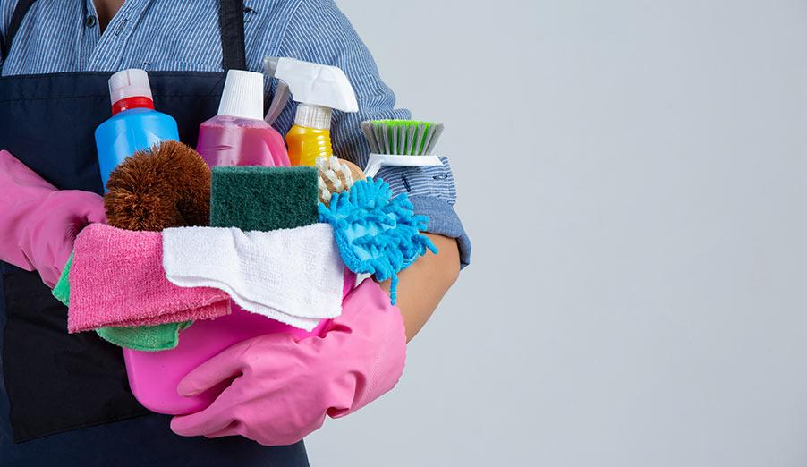 Allt du behöver känna till om städning i badrum